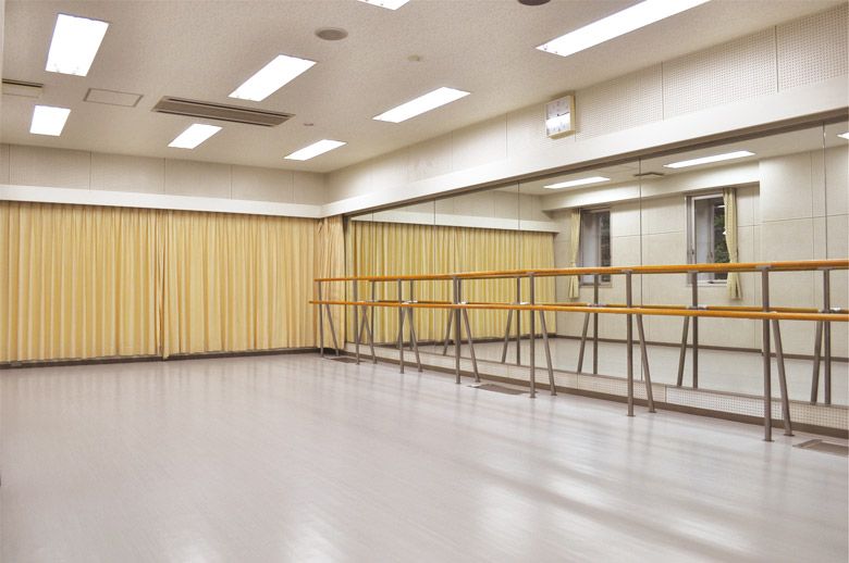 若葉文化ホール 第1リハーサル室