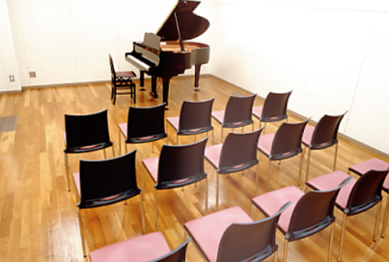 若葉文化ホール 第2リハーサル室