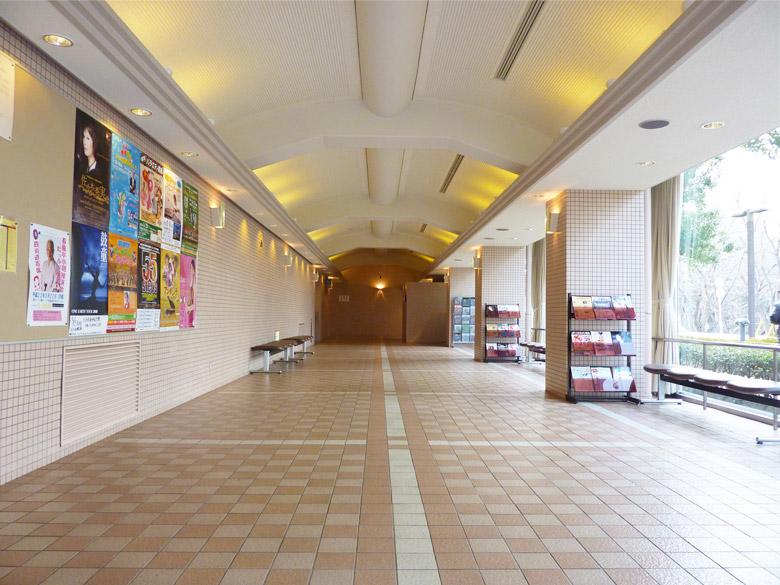 千葉市若葉文化ホール外観