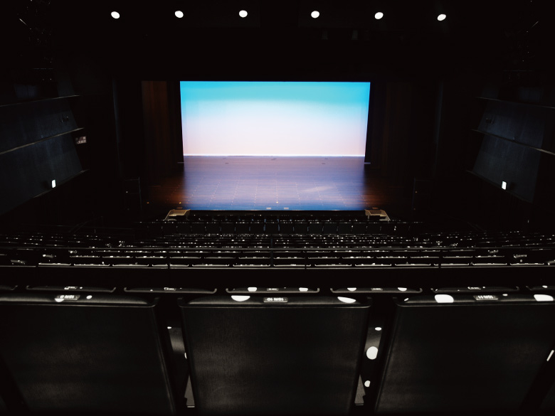 舞台 ホリゾント