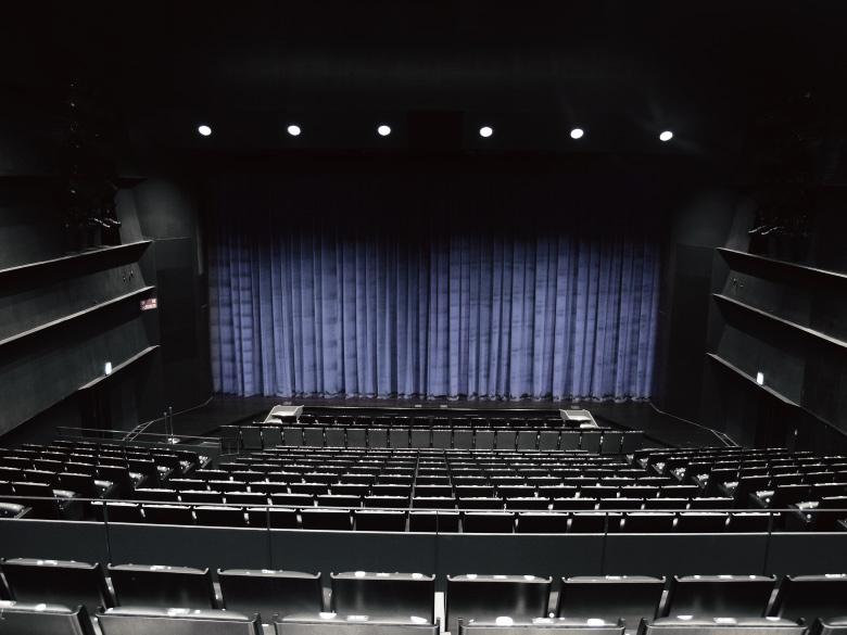 美浜文化ホール舞台緞帳