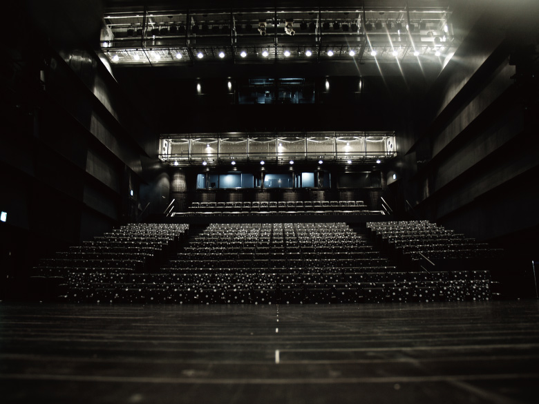 美浜文化ホール ホール