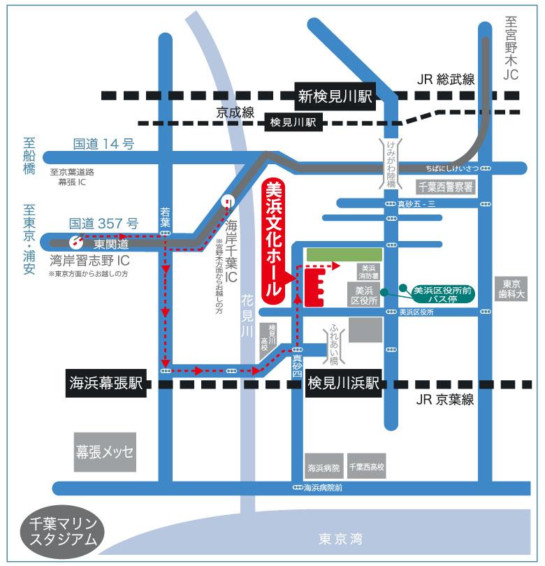 mihama-map
